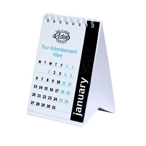 Small Desk Calendar Promotional Products And Merchandise From Sourcing Planet