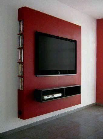 ideas  decorar el area de tv  curso de