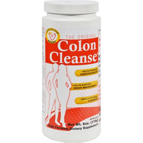 B Clean Detox Shoo Reviews by Health Plus Colon Cleanse Regular 6 Oz The Green