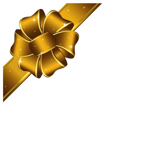 gold bow gold glitter bow png image mag