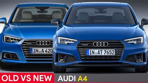 Audi A4 B10 2020 by 2019 Vs 2018 Audi A4 See The Differences