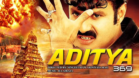 film full movie south aditya 369 2016 south dubbed hindi movie 2016