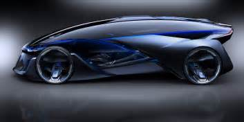 Chevrolet Electric Cars This Chevrolet Fnr Concept Car Is Science Fiction Made