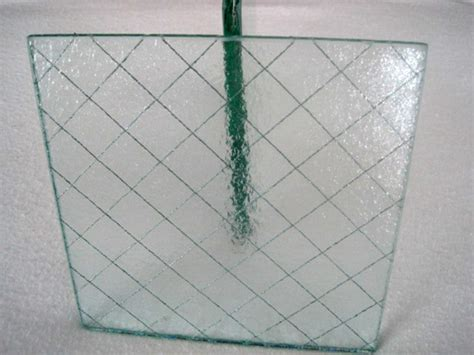 Glas Mit Draht by 55 Glass Obscure Wire Glass