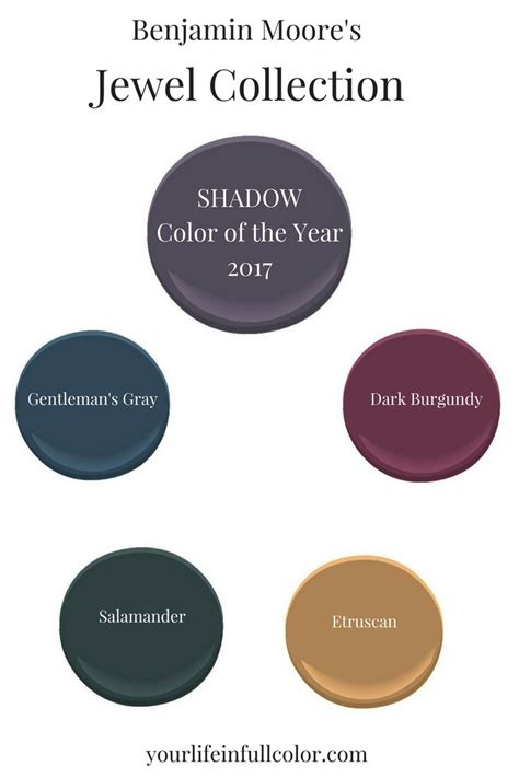 Benjamin Moore S Shadow | benjamin moore s shadow 2117 30 is an easy fit within a