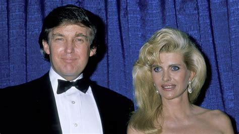 donald trump first wife donald trump s ex wife ivana disavows old rape