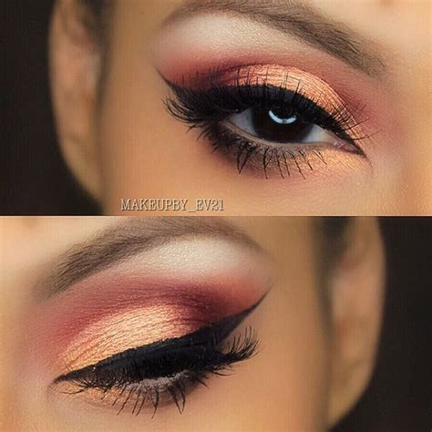 makeup tutorial natural look peachy brown 17 best images about wearable make up on pinterest retro