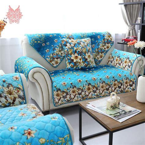 blue floral sofa online get cheap floral print sofas aliexpress com