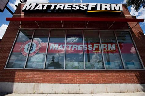 Mattress Stores Houston by Mattress Firm Sales Softer As Closing Of Deal Approaches Houston Chronicle