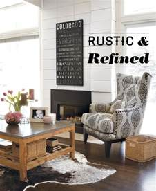 Decorative Home Accessories Interiors Home Decor Rustic And Refined Home Home Is Here