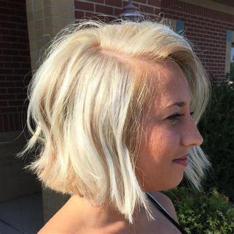 blonde bob blunt 50 spectacular blunt bob hairstyles