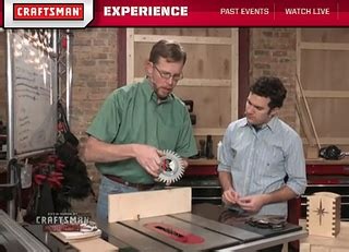 craftsman experience bringing tool users  experts