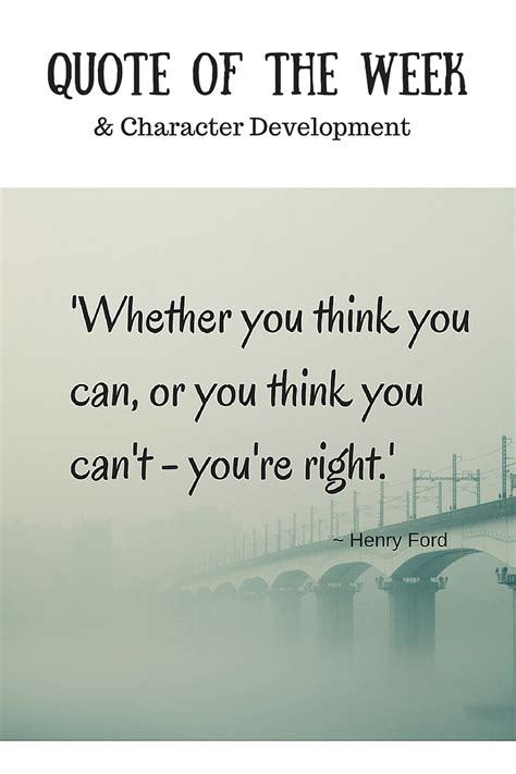 Quote Of The Week by Quote Of The Week Henry Ford Geez Gwen