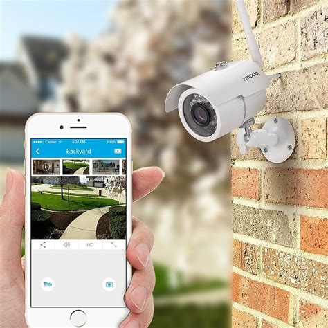 top 5 best wifi home security ip for iphone and