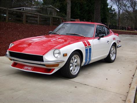 1972 Datsun 240z Custom 2 Door Coupe 116466