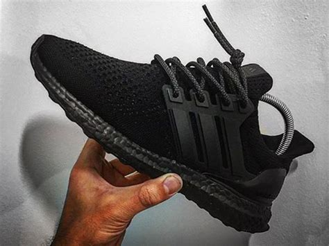 fat lace yeezy pirate black  rope laces uk shipping