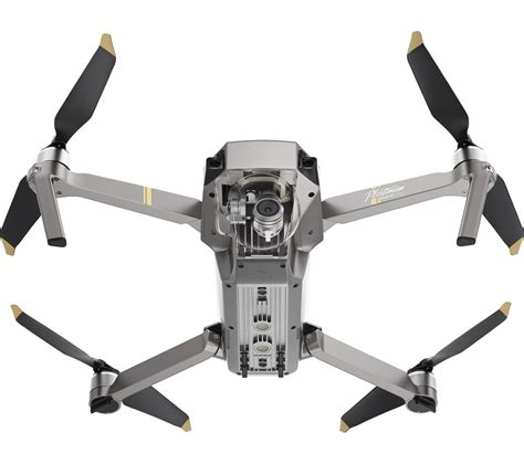 Dji Mavic Pro buy dji mavic pro platinum drone with controller silver free delivery currys