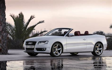 audi convertible wallpapers audi a5 cabriolet car wallpapers