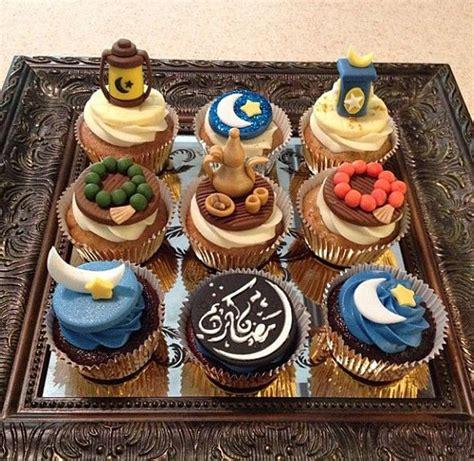 ramadan eid cupcakes