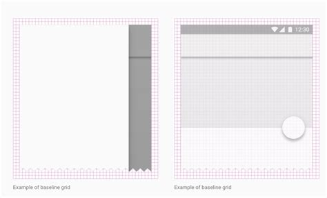 material design layout grid 8 tools to implement your material design projects