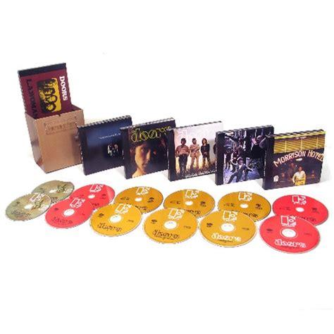 The Doors Album Box Set the store the doors perception box set 6 cd 6 dvd