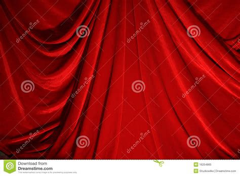 dramatic curtains dramatic curtain royalty free stock photo image 16254865