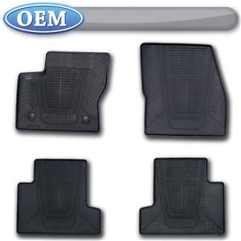 2014 Ford Escape Rubber Floor Mats oem new 2013 2014 ford escape all weather vinyl floor mats