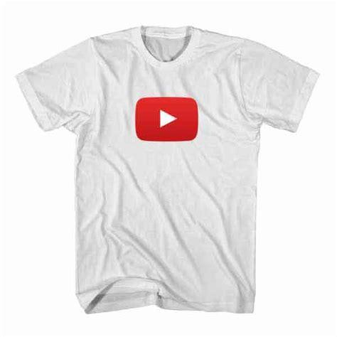 t shirt design you tube t shirt youtube icon youtuber t shirt clotee com tumblr