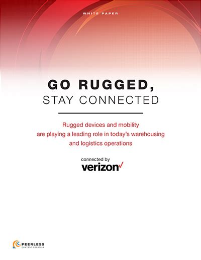 go rugged go rugged stay connected modern materials handling