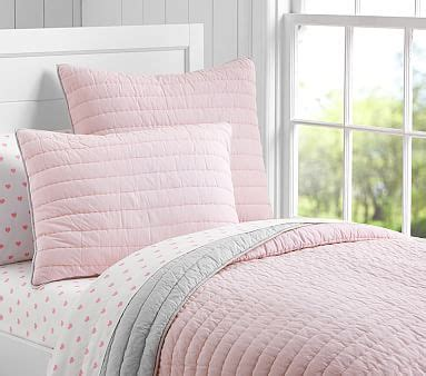 light pink bedding light pink bedding pottery barn kids