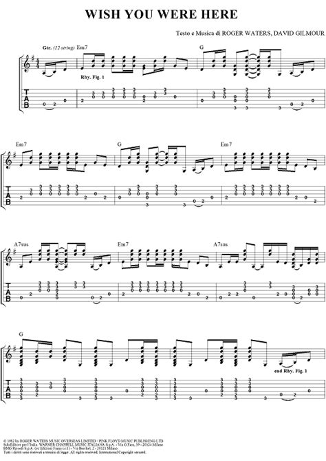 tutorial piano wish you were here wish you were here sheet music music for piano and more
