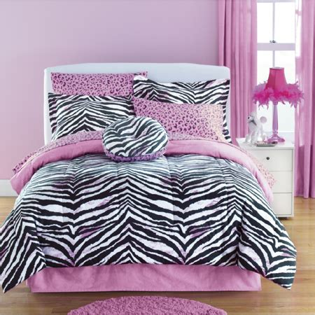 girls zebra bedroom home dzine bedrooms gorgeous duvets and bedding for