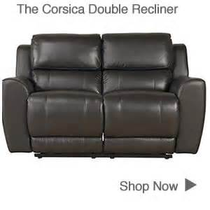 Double Loveseat Recliner Two Seater Double Recliner Small Leather Sofas Sale