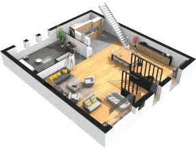 Free software to design and furnish your 3D floor plan Homebyme