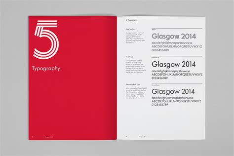 branding guidelines template brand guidelines glasgow 2014 brand