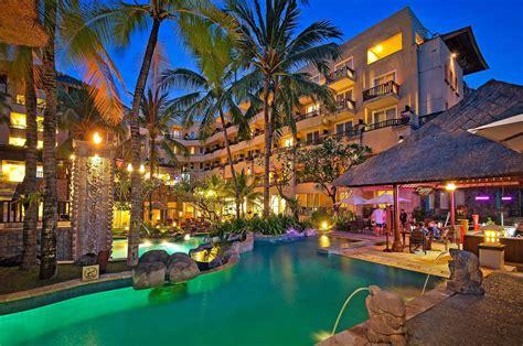hotel  kuta bali kuta paradiso hotel  official