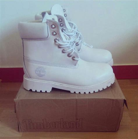 shoes timberland boots timberlands white white shoes