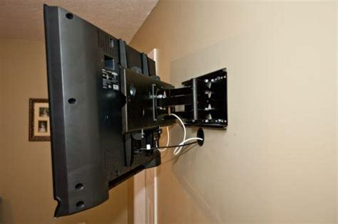 tv mount for window tv installation uncle john s handyman service