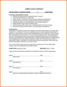 simple contractor agreement template simple contract template soap format