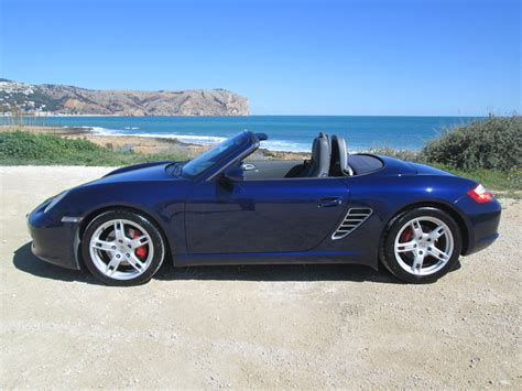 porsche boxster s for sale by owner porsche boxster 3 2 s for sale in javea costa blanca spain