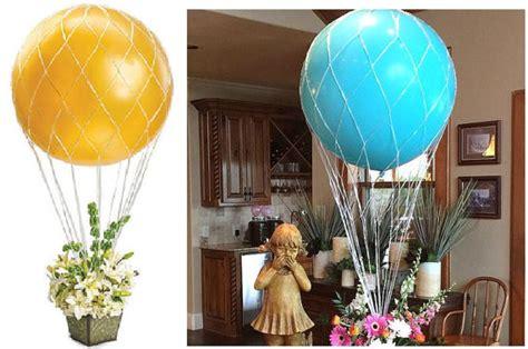Aliexpress Com Buy Free Shipping Huge Latex Hot Air Air Balloon Bathroom Decor
