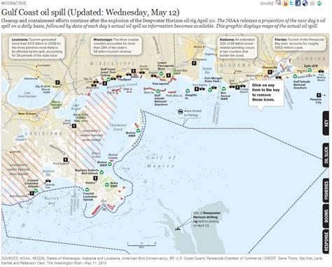 biloxi map 6 interactive maps of the gulf coast spill nucloud