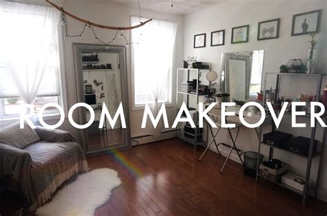 room makeovers room makeover glam room minimal simple