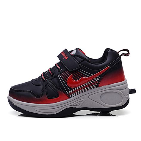 shoes with wheels shoes sneakers with wheels breathable automatic