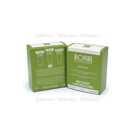 Detox Gum by Mini Kit Biopure D865 Comprenant D726 Detox Gum D727