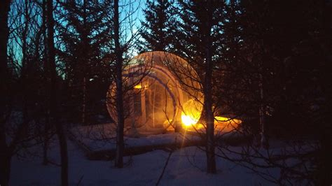 hotels in iceland to see northern lights stay in a bubble in iceland s five million star hotel