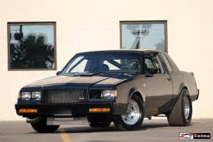 Buick Gn Buick Grand National Motoburg