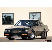 Wallpapers Buick Grand National Auto