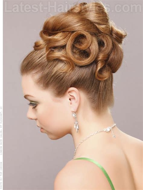 messy updo for long hair that take 5 minutes 20 best high fashion bun images on pinterest beautiful