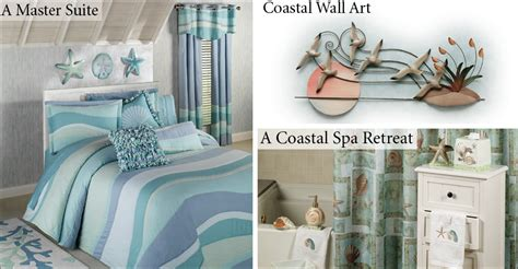 seaside home decor coastal style decorating and coastal home decorating tips